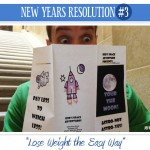 New Years Resolutions- Lose Weight the Easy Way!