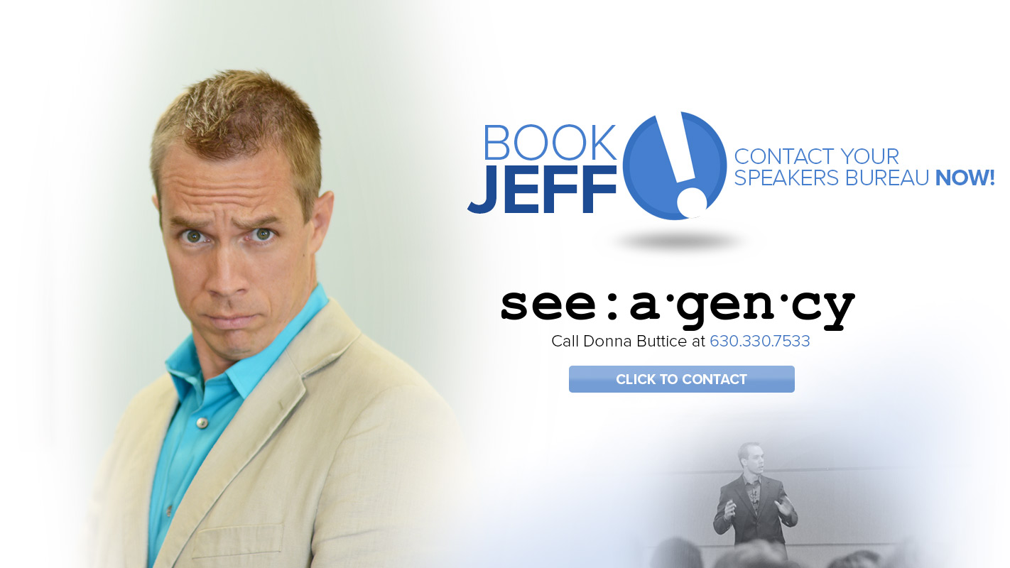 Contact the See Agency for Jeff Havens